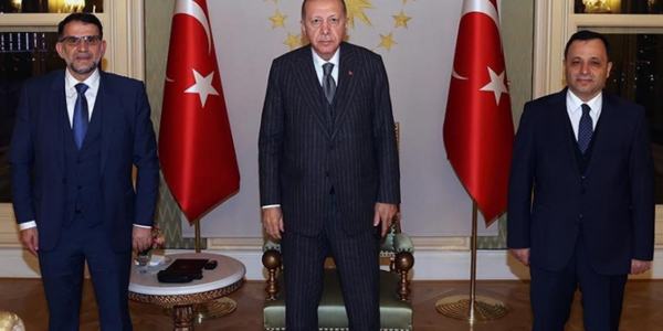 Erdogan ya tattauna da alkalin alkalan Arewacin Makedoniya