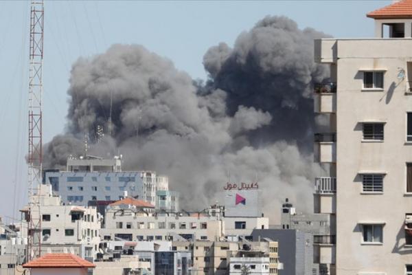 Hamas ta sha alwashin baiwa sojojin Isra'ila mamaki bayan rushe tashar kafafen yada labarai