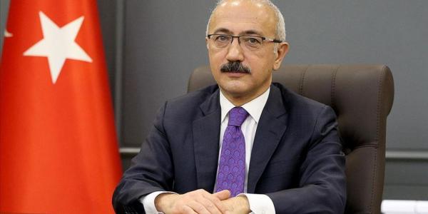Ministan Baitulmalin kasar Turkiyya ya tattauna da takwaransa na Uzbekistan