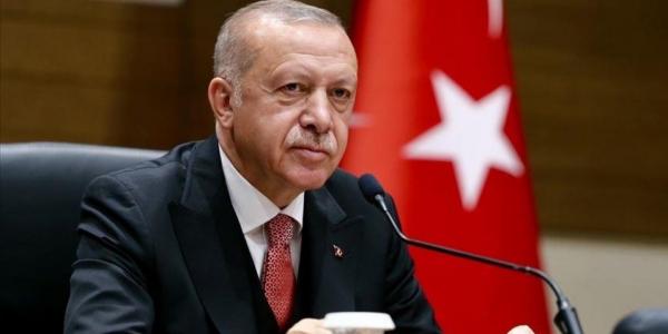 Erdogan ya taya 'yan wasa nakasassu Turkawa murnar nasara a gasar Turai