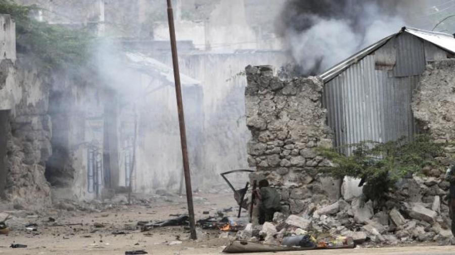 'Yan ta'addar Al-Shabab 60 sun mutu a wani gida a Somaliya