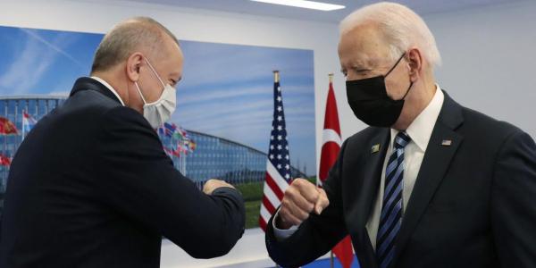 Biden: Mun yi tattauna mai ma'ana da Erdogan