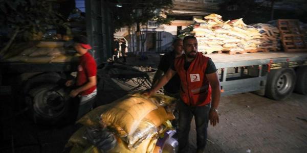 Turkiyya ta aike da kayan taimako zuwa Zirin Gaza