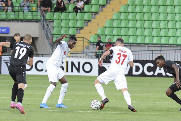 UEFA Conference League: Sivasspor ta doke Petrocub da ci 1 da 0
