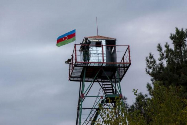 Rikicin kan iyaka ya barke tsakanin sojojin Azabaijan da Armeniya