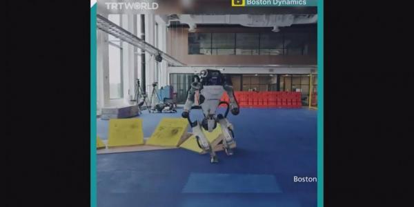 Mutum-Mutumin Boston Dynamics ya nuna bajintarsa
