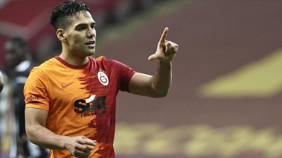 Radamel ya bar Galatasaray